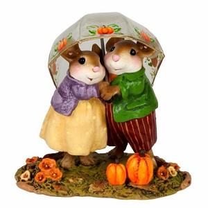 "WEE FOREST FOLK ""HAPPINESS WITH SPRINKLES IN FALL"""