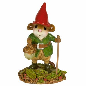 "WEE FOREST FOLK ""ROAMING GNOME"""