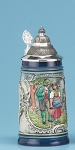 RUSTICK BLUE TRADITIONAL STEIN