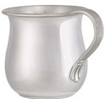 DECO HANDLE / TULIP SHAPE CHILDS CUP / 8 OZ