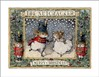 WEE FOREST FOLK NOTE CARD-NUTCRACKER