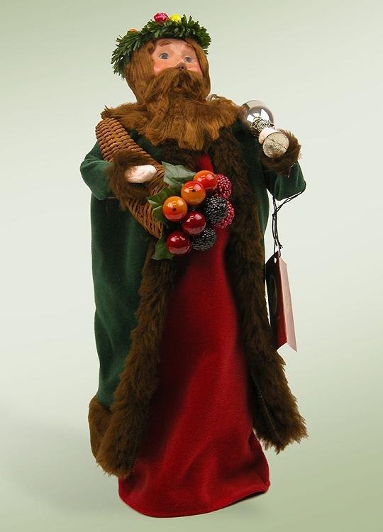 Spirit Of Christmas Past Costume.Byers Choice A Christmas Carol Spirit Of Christmas Past