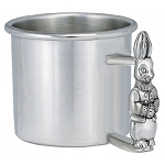 RABBIT HANDLE CHILDS CUP/ 5 OZ.
