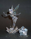 SWAROVSKI CRYSTAL DISNEY TINKER BELL 2008 LIMITED EDITION FIGURINE
