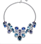 OLIVER WEBER MAJESTIC EMPIRE COLLIER NECKLACE