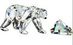 SWAROVSKI CRYSTAL SCS ANNUAL EDITION 2011 SIKU POLAR BEAR