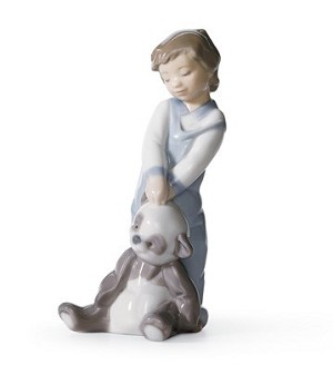 "LLADRO ""FIRST DISCOVERIES"""