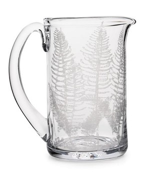 "Simon Pearce ""Fern"" Pitcher"