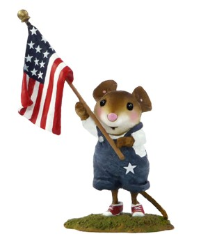 "Wee Forest Folk ""Homegrown Stars & Stripes"""
