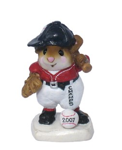 "Wee Forest Folk ""Boston Red Sox 2007"" Special Edition"
