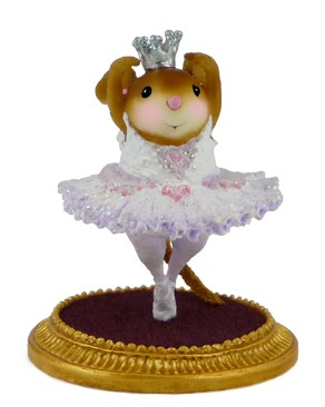 "Wee Forest Folk ""Sugar Plum Fairy"""
