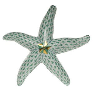 "Herend ""Starfish"" Green"
