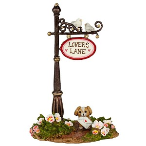"WEE FOREST FOLK ""LOVER'S LANE"" SIGN POST"
