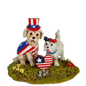 "WEE FOREST FOLK ""PATRIOTIC PETS"" LTD"