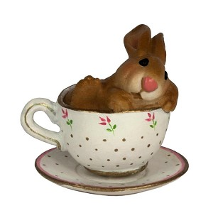 "WEE FOREST FOLK ""CUPPA COTTONTAIL"""