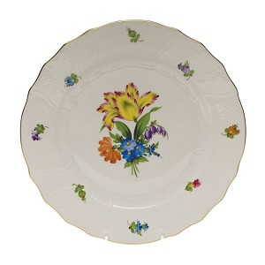 "Herend ""Printemps"" Dinner Plate Motif 5"