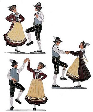 Bavarian Dance Group