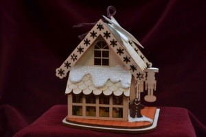 Ginger Cottages-Drosselmeyer's Nutcracker Shop
