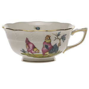 "Herend ""Chanticleer"" Tea Cup Motif 2"
