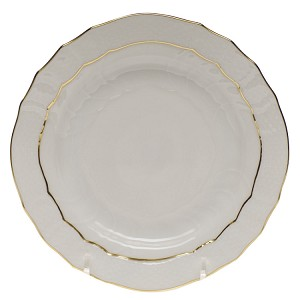 "Herend ""Golden Edge"" Bread & Butter Plate"