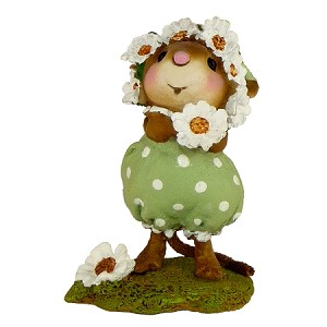 "Wee Forest Folk ""Daisy Chain"" Green"