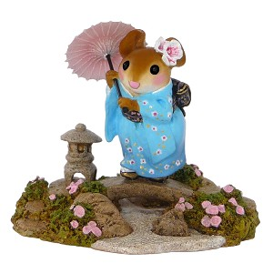 "WEE FOREST FOLK ""JAPANESE GARDEN"""