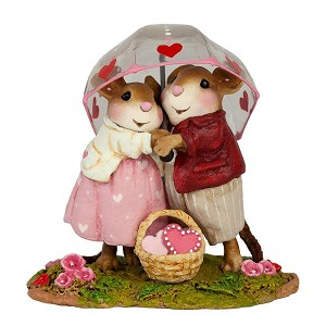 "Wee Forest Folk ""Sharing Sweethearts"" LTD ED"