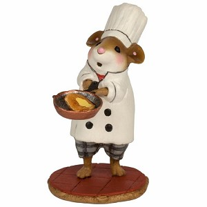 "WEE FOREST FOLK ""CHEF MOUSTER"""