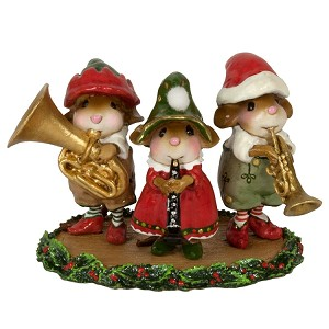 "WEE FOREST FOLK ""OOMPAH BAND ELVES"""