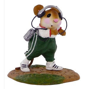 "Wee Forest Folk ""Walkmouse"""