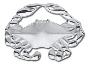 "Sterling ""Crab"" Clasp"