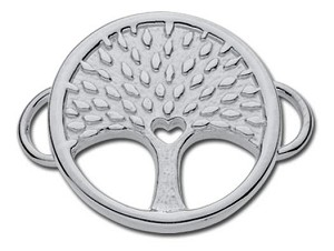 "Sterling ""Tree of Life"" Clasp"