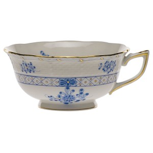 "Herend ""Blue Garden"" Tea Cup"