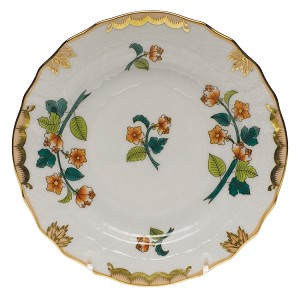 "Herend ""Livia"" Bread & Butter Plate"